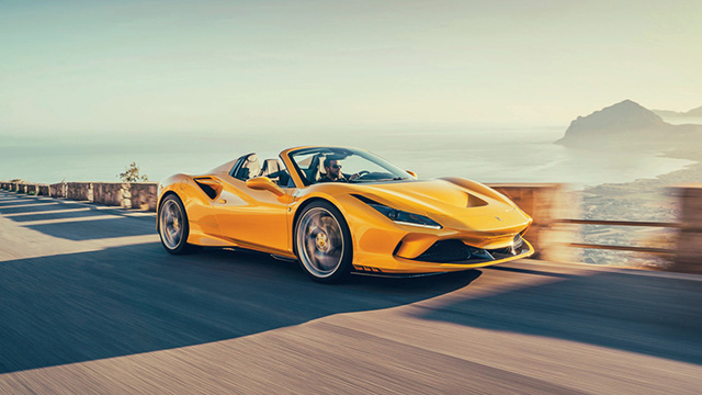 The Official Ferrari Magazine – October